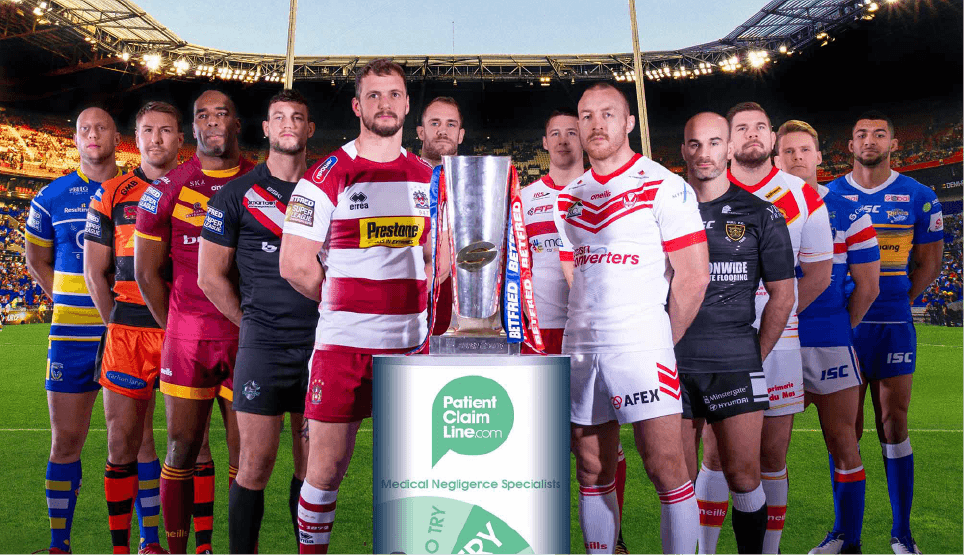Betfred Rugby Super League Team Captains